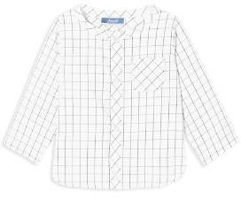 Jacadi Boys' Check-Print Shirt - Baby