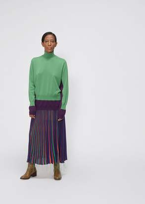 Marni Long Sleeve Combo Turtleneck