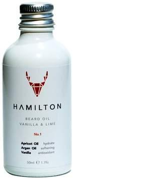 Hamilton Vanilla & Lime Beard Oil