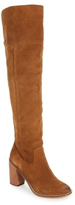 Steve Madden 'Palisade' Over the Knee Boot $179.95 thestylecure.com