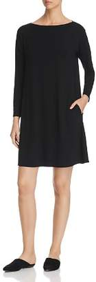 Eileen Fisher Twist Back Shift Dress