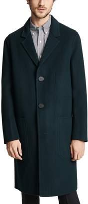 Ami Three Button Coat