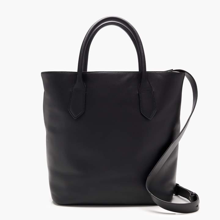 Harper leather tote