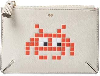 Anya Hindmarch Women's Space Invader Loose Small Coin Purse
