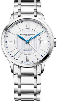 Baume & Mercier 10273 Classima stainless steel watch