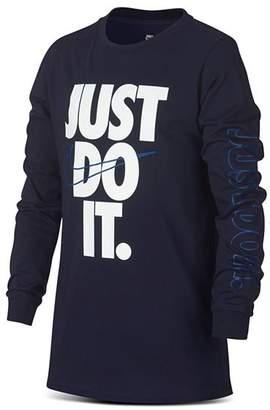 Nike Boys' Just Do It Tee - Big Kid