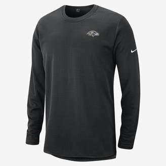Nike Modern (NFL Ravens) Men's Long Sleeve Top