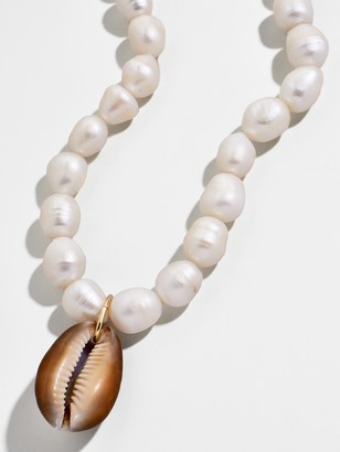 BaubleBar Bahama Pearl Statement Necklace
