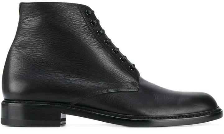Saint Laurent lace-up Derby boots