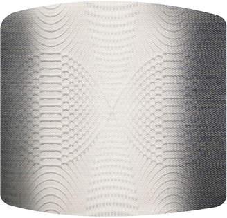 Asstd National Brand Spiral Stripes Drum Lamp Shade
