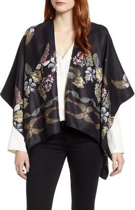 Ted Baker Pirrouette Cape Scarf