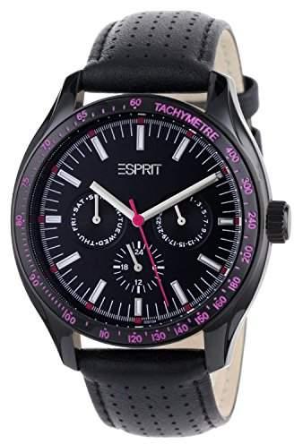 Esprit Women's ES103012006 Orbus Black Multifunction Watch