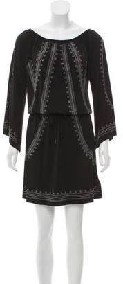 MICHAEL Michael Kors Embellished Knee-Length Dress