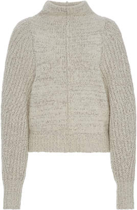 Isabel Marant Edilon Ribbed Wool Sweater Size: 34