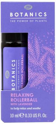 Botanics relaxing Rollerball with Lavender