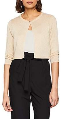 Only Women's Onlpisa 3/4 Short KNT Cardigan,(Manufacturer Size: X-)