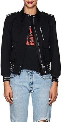 Givenchy Women's Cotton Twill Jacket