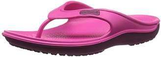 Crocs Unisex Duet Wave Flip Flop