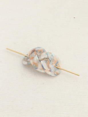 Anémone (アネモヌ) - Ane Mone 編み込みモチーフのマジェステ[マーブル] アネモネ 帽子/ヘア小物