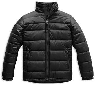 The North Face Unisex Reversible Mount Chimborazo Quilted & Fleece Jacket - Little Kid, Big Kid