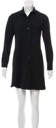 Arabella Rani Long Sleeve Mini Dress