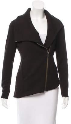 Helmut Lang Asymmetric Zip-Up Jacket