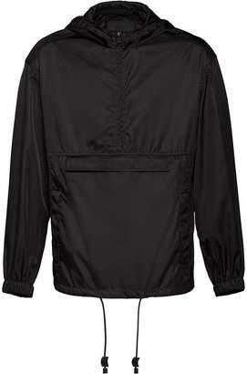 Prada packable caban jacket