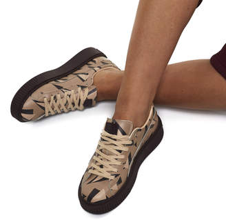 PUMA x NATUREL Women's Platform Cheetah