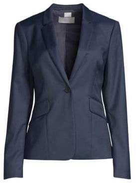 BOSS Jagita Stretch Wool Blazer