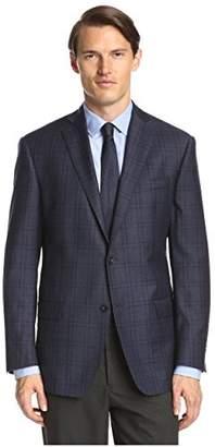Franklin Tailored Men's Plaid Triton Sportcoat