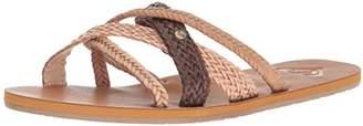 Roxy Women's Olena Strap Slide Sandal