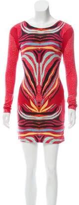 Mara Hoffman Printed Bodycon Dress