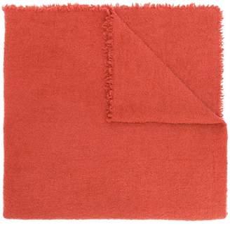 Faliero Sarti fringed edge scarf
