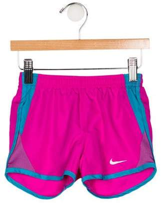 Nike Girls' Color Block Shorts w/ Tags