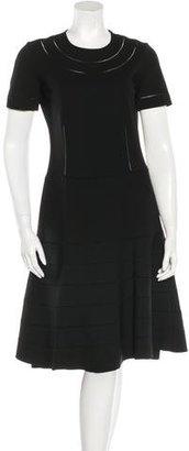 Derek Lam Short Sleeve Midi Dress $175 thestylecure.com