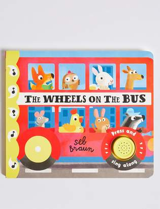 Marks and Spencer Wheels on the Bus Sound Book