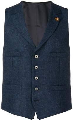 Lardini tailored waistcoat