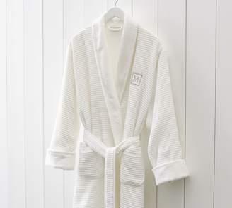 Pottery Barn Waffle Weave Resort Bath Robe