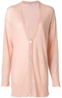 Alexander Wang deep V-neck cardigan