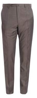 Incotex Benson Sharkskin Dress Pants