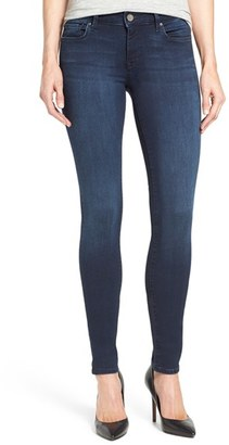 Women's Mavi Jeans 'Adriana' Stretch Skinny Jeans $118 thestylecure.com