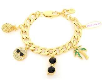Juicy Couture Paradise Pre-Made Charm Bracelet