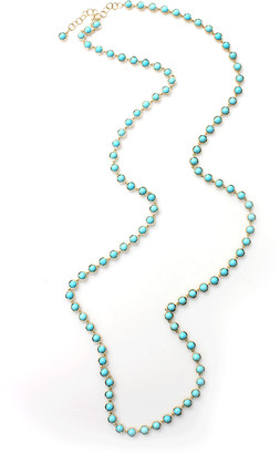 Irene Neuwirth JEWELRY Cabochon Turquoise Necklace