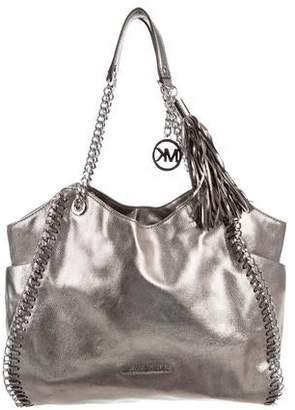 cb588283fb43 MICHAEL Michael Kors Gray Handbags - ShopStyle