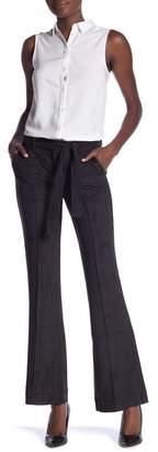 David Lerner Gjelina Wide Leg Pants