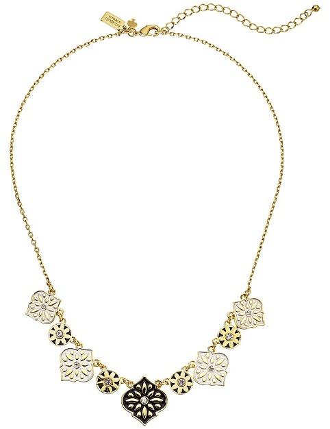 Kate SpadeKate Spade New York - Moroccan Tile Mini Necklace Necklace