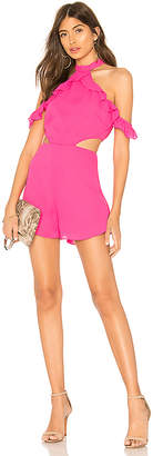 by the way. Tobi Ruffle Romper