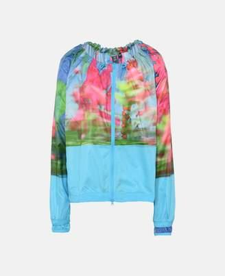 adidas by Stella McCartney Stella McCartney multicolor running adizero jacket