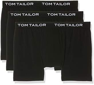 Tom Tailor Men's Long Pants 3er Pack Trunk,(Herstellergröße: M/5) Pack of 3