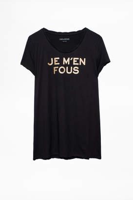 Zadig & Voltaire Titan T-Shirt